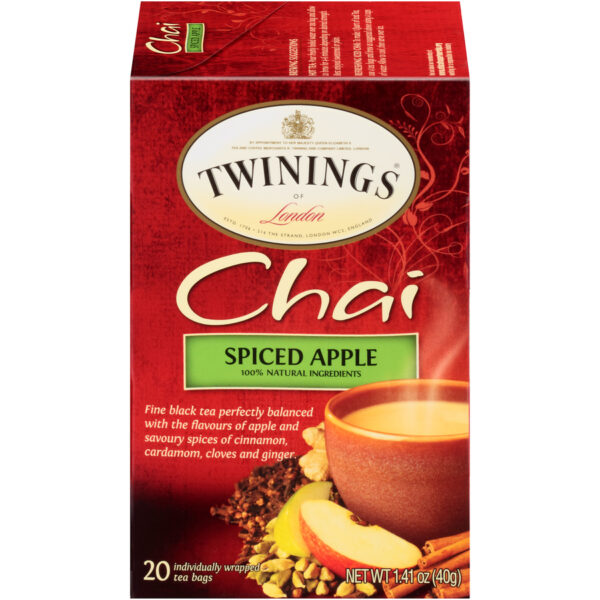 Twinings Spiced Apple Chai 20ct